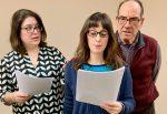 Kelly Sigh, Lara Hakeem and Barry Press